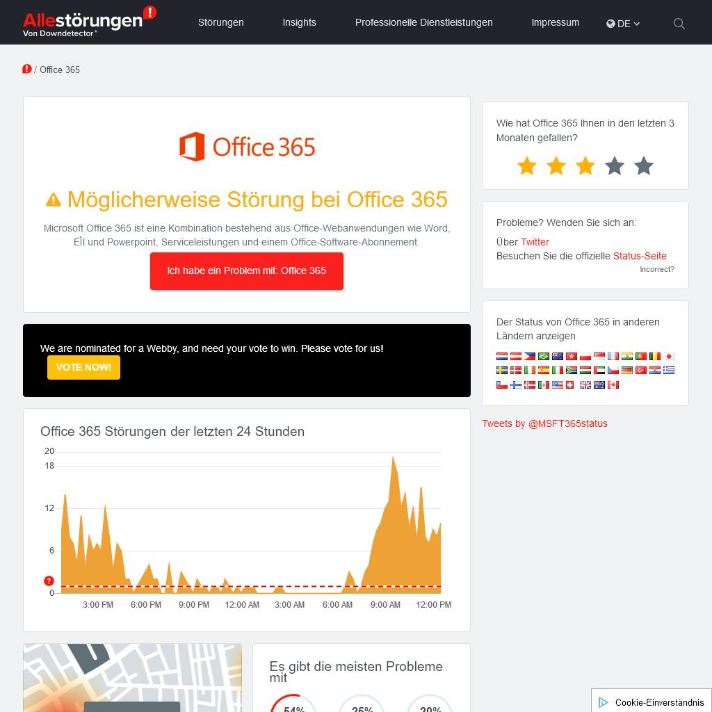 Home-Office: Weltweit Anmeldeprobleme Bei Office 365